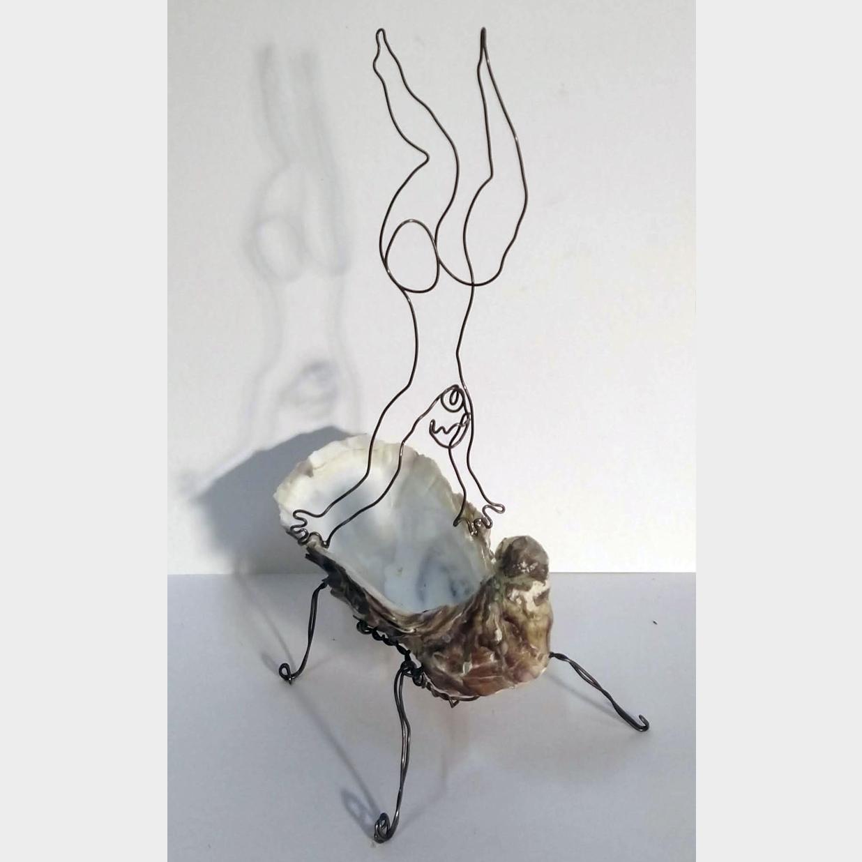 oesterschelpen, art and nature