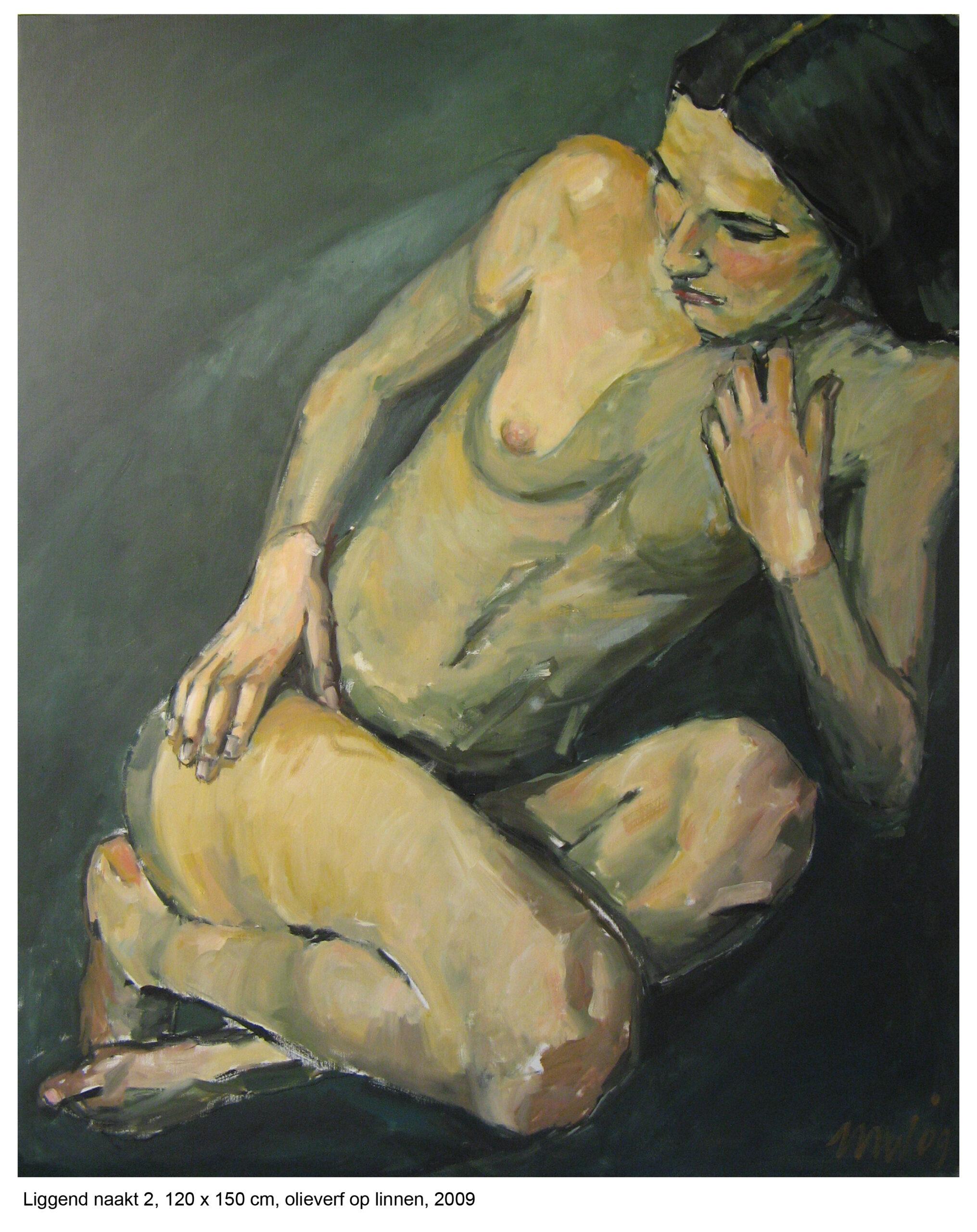 Private world, 120 x 150 cm, 2009